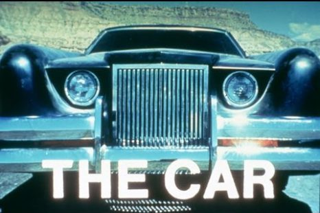 "Arrow Video unveil brand new trailer for ""THE CAR"" on Blu-ray!"