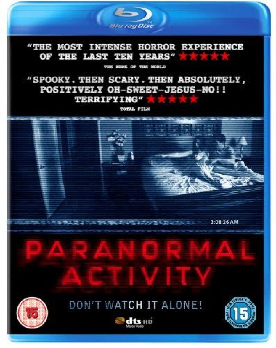 Paranormal Activity 2009 Review My Bloody Reviews