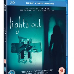 Lights Out (2016) Review