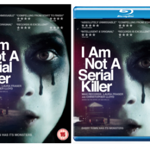 I Am Not a Serial Killer (2016) Review