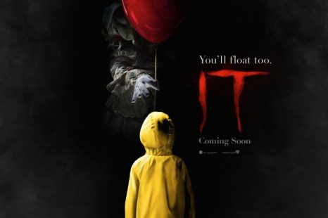THERE'S A TEASER TRAILER FOR STEPHEN KING'S IT