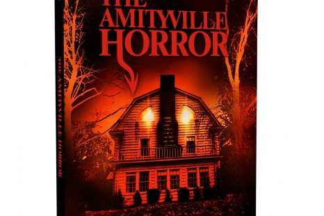 The Amityville Horror first ever UK Blu-ray release in limited edition Steelbook 26 June 2017