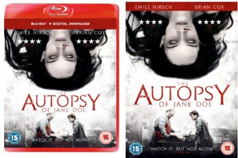 THE AUTOPSY OF JANE DOE – RELEASES ON DVD, BLU-RAY & VOD 26TH JUNE 2017