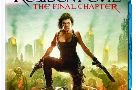 RESIDENT EVIL: THE FINAL CHAPTER | Digital Download May 29, & 4K Ultra HD, Blu-ray 3D™ , Blu-ray™ & DVD June 12