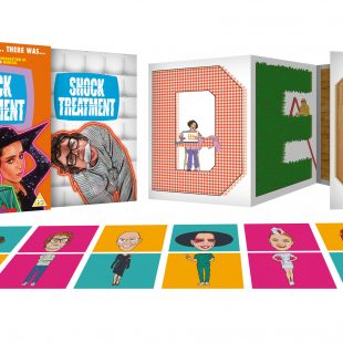 From the creators of The Rocky Horror Picture Show… SHOCK TREATMENT comes to Blu-ray for the first ever time 7th August!