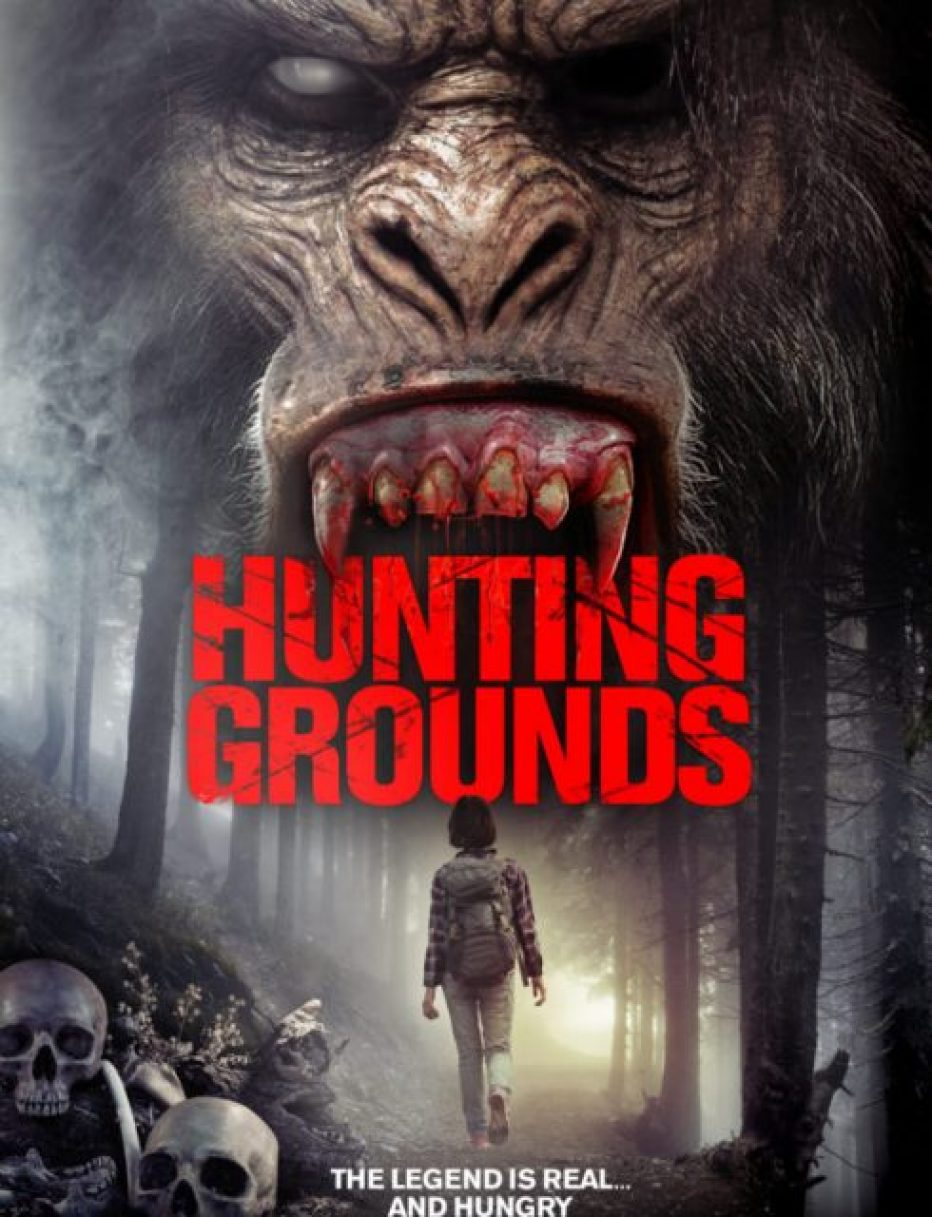 Hunting Grounds (AKA Valley of the Sasquatch) (2015) Review