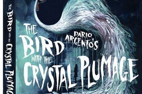 *New release date* for Dario Argento's The Bird With The Crystal Plumage! Out 26th June from Arrow Video