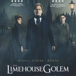 The Limehouse Golem In Cinemas September 2017
