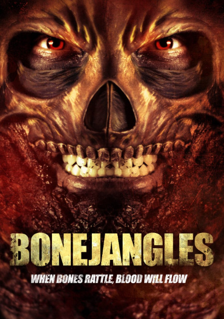 "A new horror icon rises with ""Bonejangles"" from Wild Eye Releasing!"