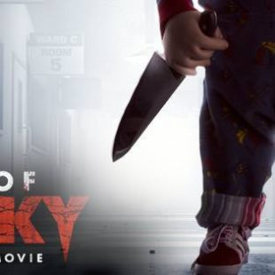 He's back! Check out the trailer for forthcoming CULT OF CHUCKY