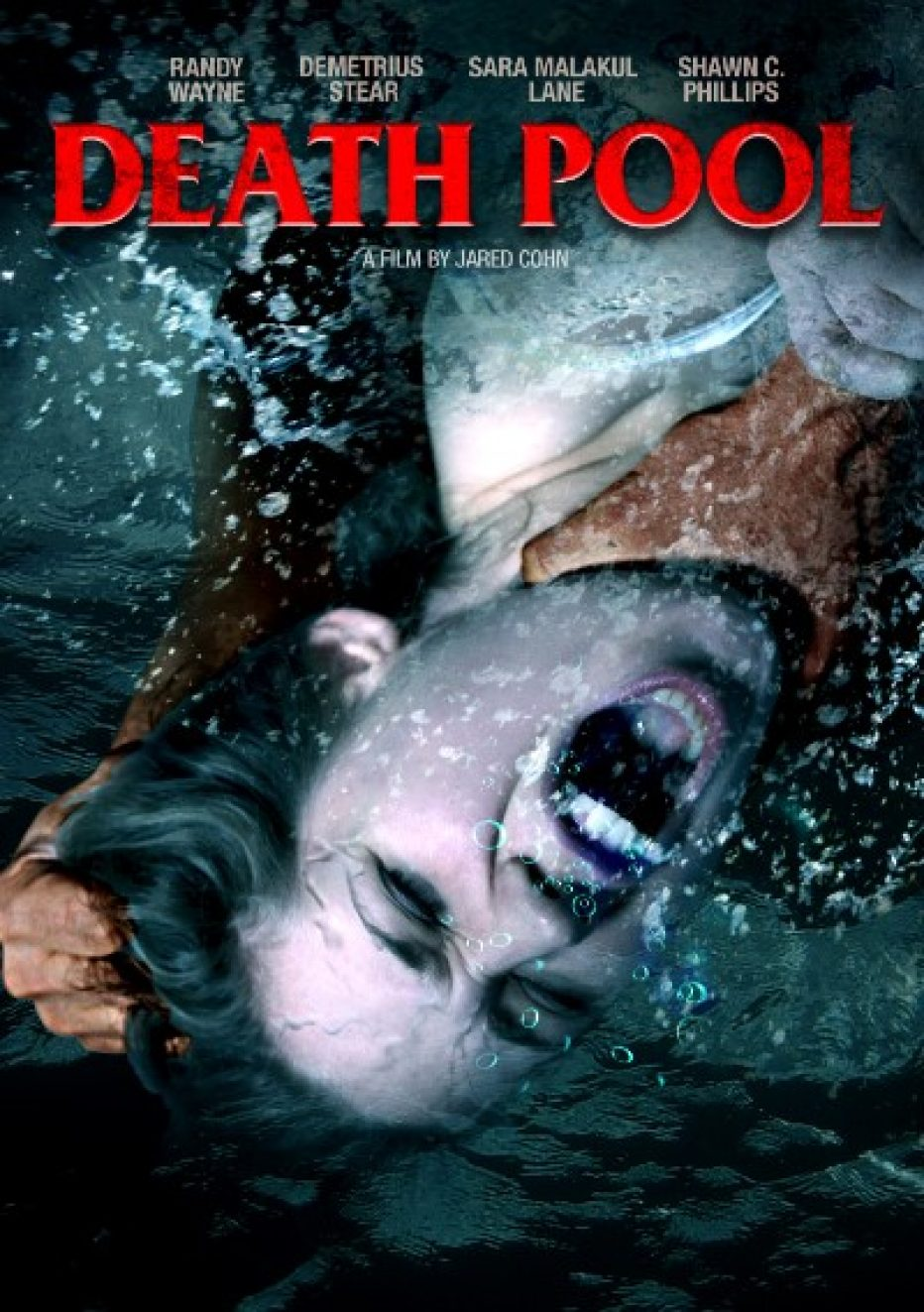 DEATH POOL Swims onto DVD & VOD 20th June
