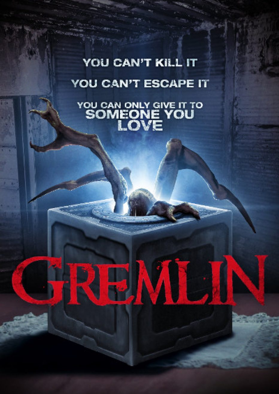 The highly-anticipated GREMLIN premieres on VOD this July from Uncork'd Entertainment!