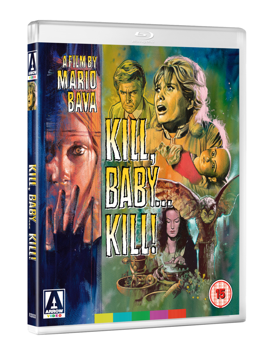 Kill, Baby… Kill! – on Dual Format Blu-ray + DVD on 11 September 2017