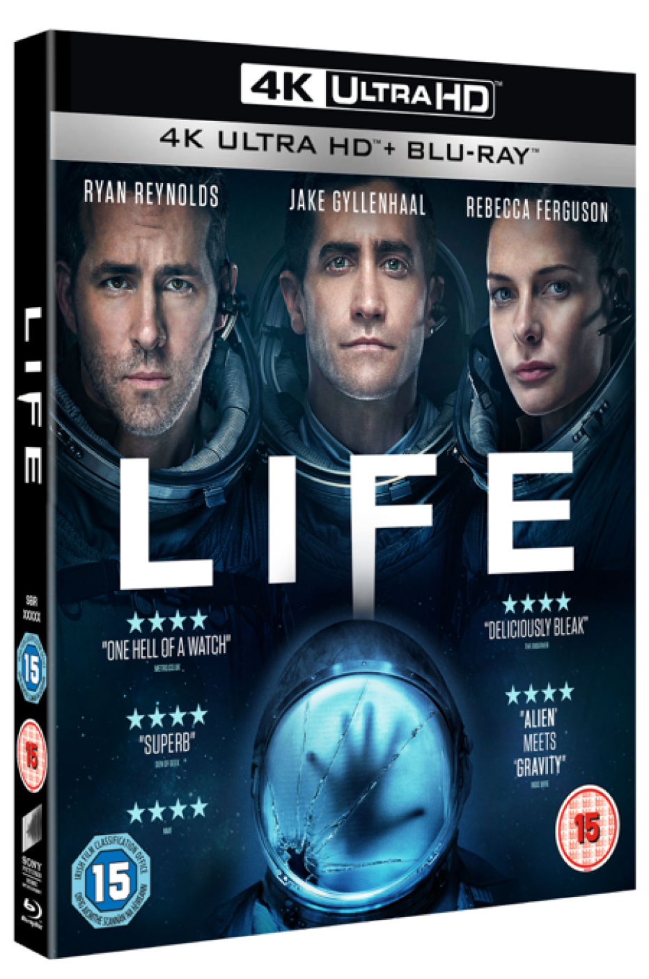 LIFE OUT ON BLU-RAY™ & DVD FROM JULY 31
