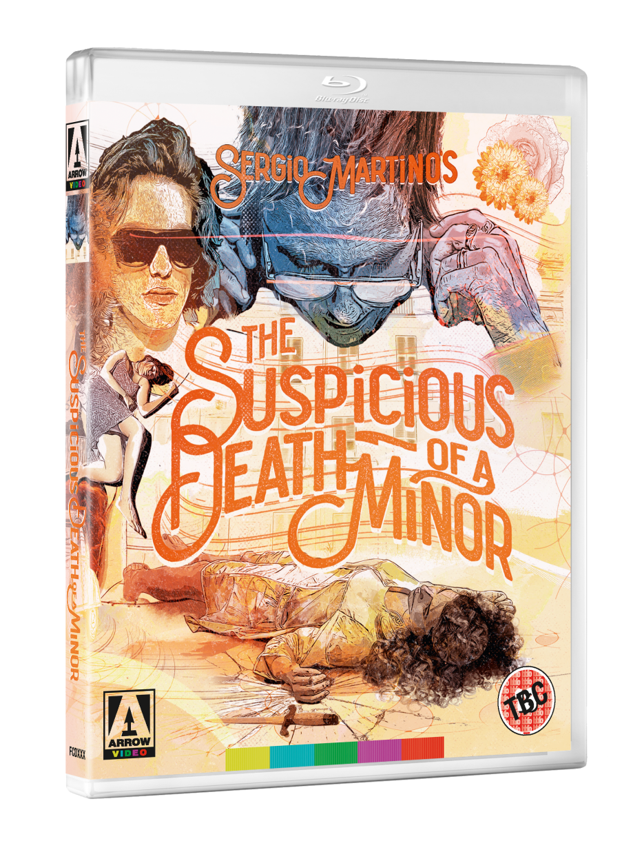 The Suspicious Death of a Minor – on Dual Format Blu-ray + DVD on 11 September 2017
