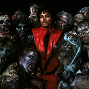 MICHAEL JACKSON'S THRILLER VIDEO RECEIVES THE 3D TREATMENT