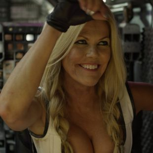 INTERVIEW WITH TRACEY BIRDSALL, STAR OF ROGUE WARRIOR