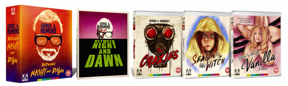 George A. Romero Between Night & Dawn – Out 23rd October