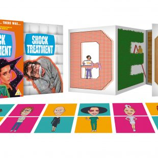 *New release date* for SHOCK TREATMENT from the creators of The Rocky Horror Picture Show… out on Blu-ray 21st August