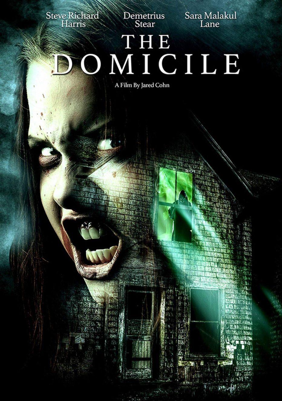 Terror lurks inside THE DOMICILE!