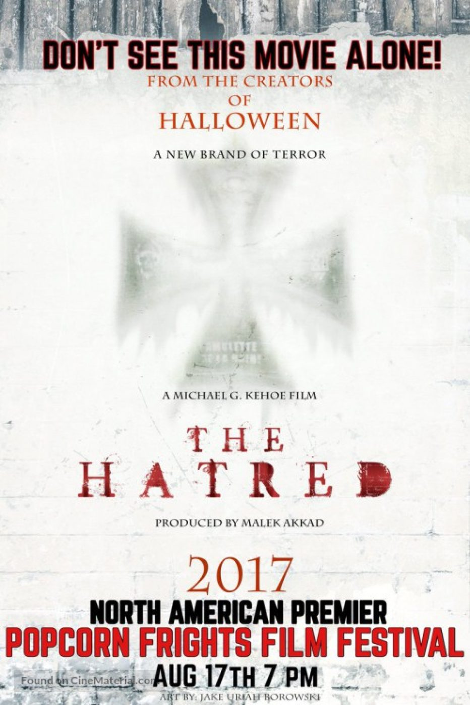 Coming Soon – The Hatred Out 12th September
