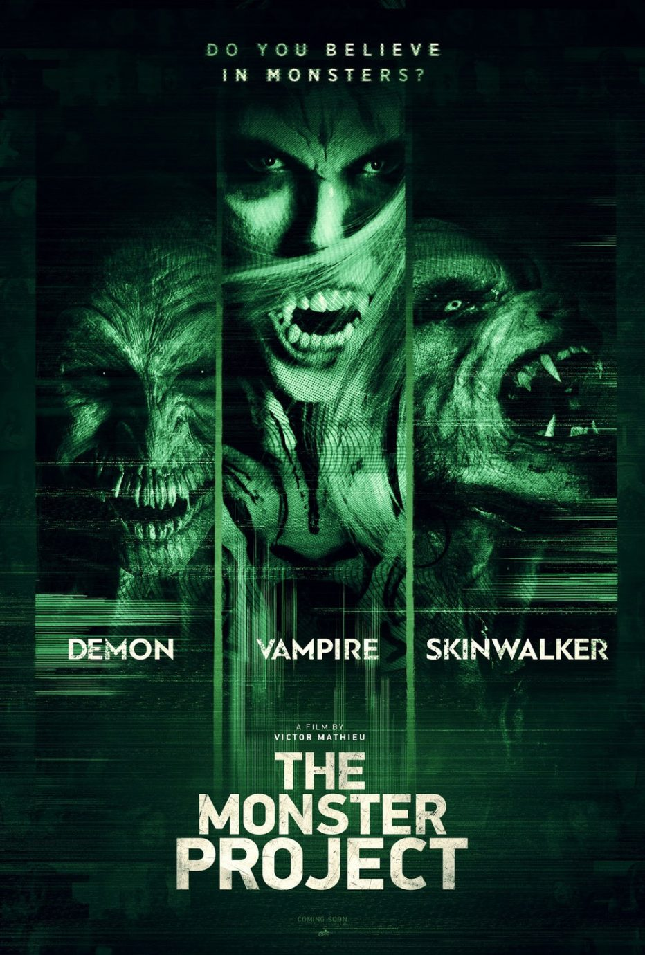 The Monster Project Out on VOD August 18th