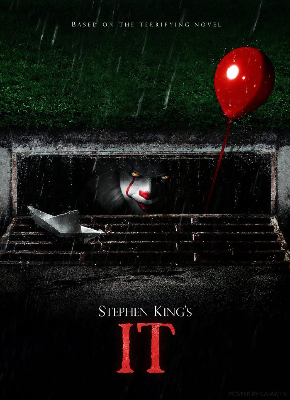 New Trailer for Stephen King's IT