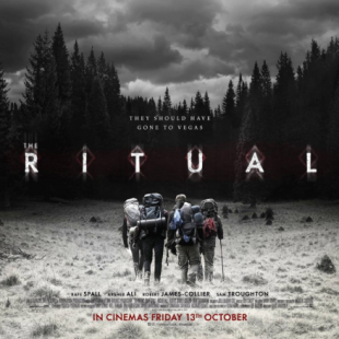 THE RITUAL HITS BRITISH CINEMAS 13TH OCTOBER