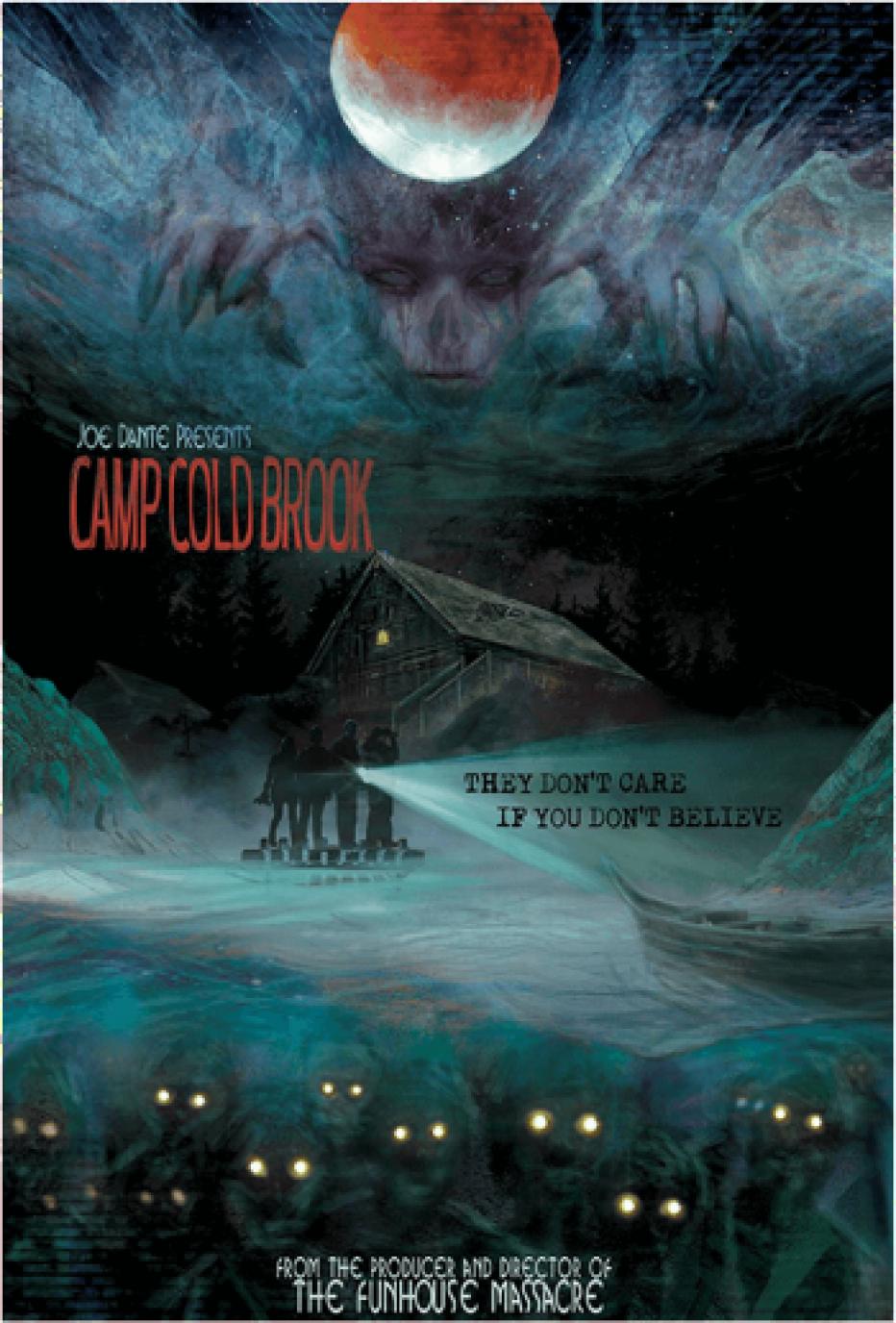 "Joe Dante produced ""CAMP COLD BROOK"" adds Chad Michael Murray, Danielle Harris"