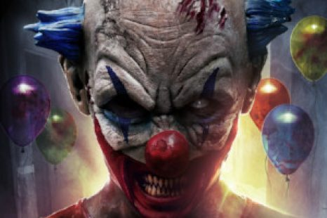 POLTERGEIST meets IT in CLOWNTERGEIST – premiering on VOD this September!