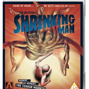 The Incredible Shrinking Man – on Blu-ray on 13 November 2017