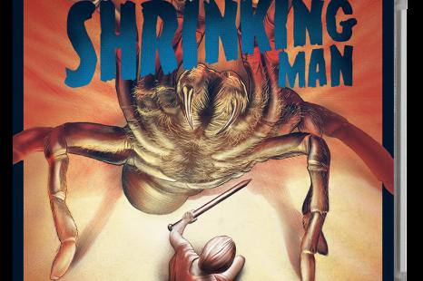 The Incredible Shrinking Man – on Blu-ray on 13 November 2017