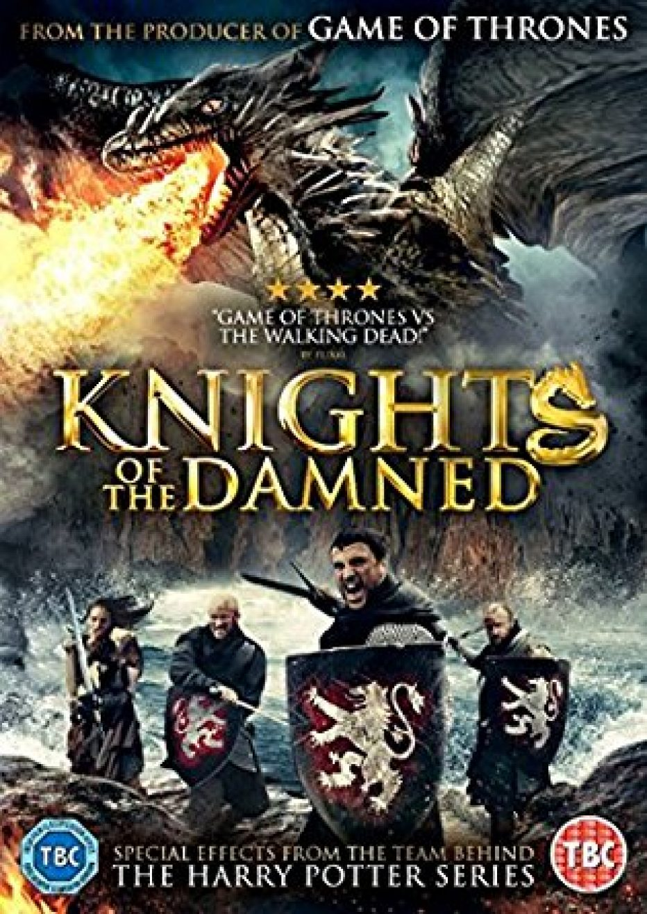 knights of the damned review