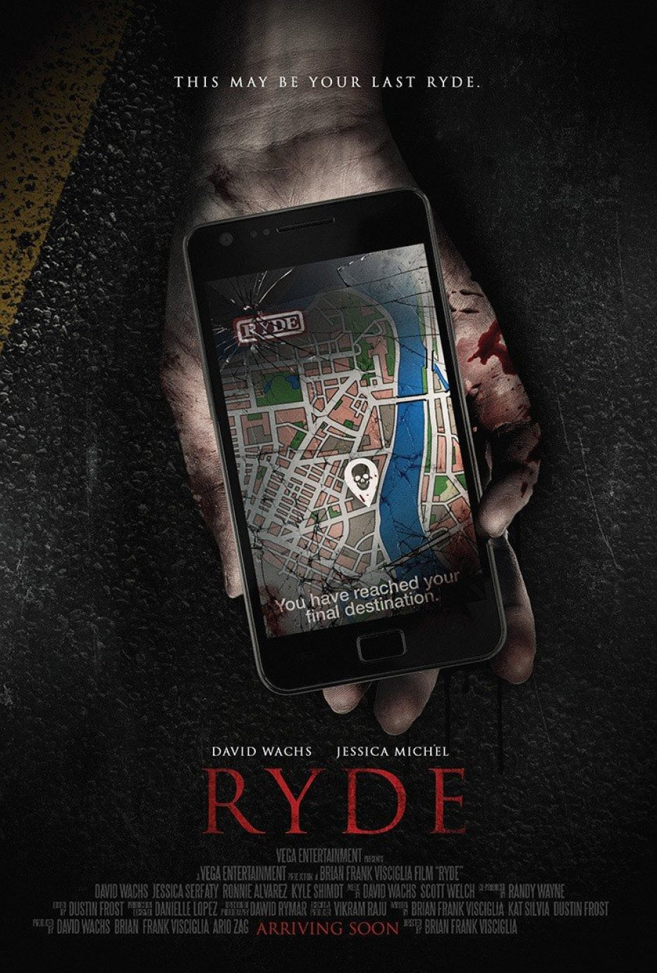 RYDE Available To Watch on Digital Download From 21st August