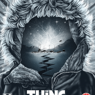 The Thing – on Standard Edition Blu-ray on 20 November 2017