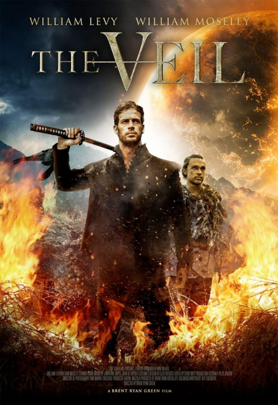 """THE VEIL"" SET FOR U.S RELEASE AUGUST 11"