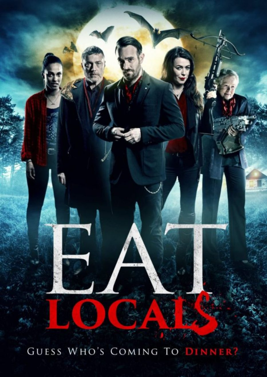 EAT LOCALS – The Cast of Lock, Stock & Two Smoking Barrels reunite for Jason Flemyng's Directorial Debut – Premiering at FrightFest 2017