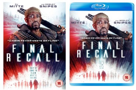 FINAL RECALL – OUT NOW ON DIGITAL HD! – New Clip Available
