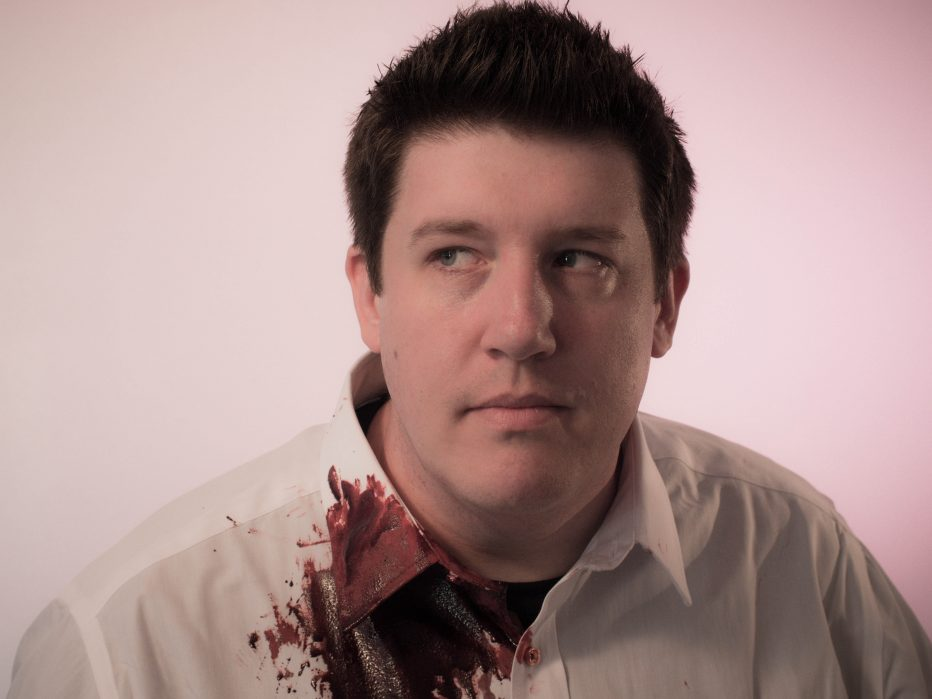 "INTERVIEW WITH P.J STARKS PRODUCER OF ""VOLUMES OF BLOOD : HORROR STORIES"""