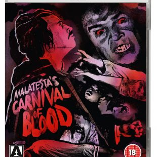Malatesta's Carnival of Blood – on Blu-ray + DVD on 5th December 2017