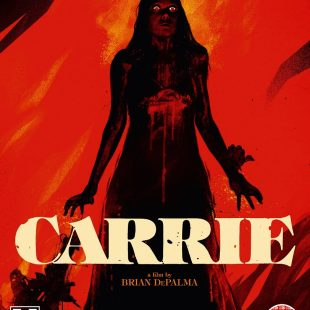 Carrie – on Limited Edition Blu-ray on 11th December 2017