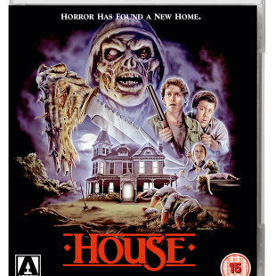House – on Blu-ray and DVD on 11 December 2017