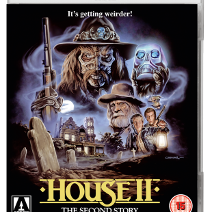 House II: The Second Story- on Blu-ray and DVD on 11 December 2017