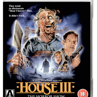 House III: The Horror Show – on Blu-ray and DVD on 11 December 2017