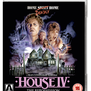 House IV – on Blu-ray and DVD on 11 December 2017
