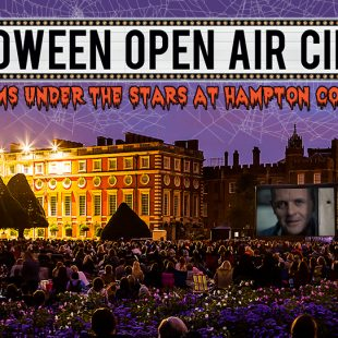 SPOOKY FILMS UNDER THE STARS AT HAMPTON COURT PALACE