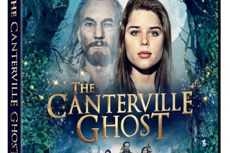 WIN THE CANTERVILLE GHOST ON BLU-RAY