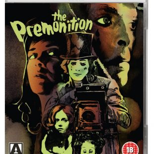 The Premonition – on Blu-ray + DVD on 5th December 2017