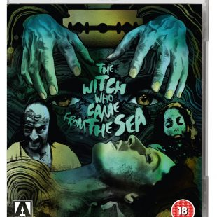 The Witch Who Came In From The Sea – on Blu-ray and DVD on 5 December 2017