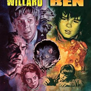WIN A DVD BOXSET OF WILLARD & BEN ON DVD